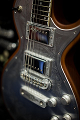 Zemiatis (paul_ouzounov) Tags: musician music shop guitar bare knuckle guitars jackson custom esp prs namm kiesel 2016 carvin strandberg aristides zeiss55mm sonya7 namm2016