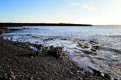 Ahihi east (heartinhawaii) Tags: ocean sunset sea nature hawaii coast seaside rocks purple pacific shoreline maui magichour goldenhour earlyevening 808 lavarocks rockyshoreline ahihicove southmaui rocksandsea nikond3300 mauiinnovember kahoolaweonhorizon ahihinaturereserve