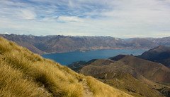 Ben Lomond Track 2 (Ubaan) Tags: newzealand mountain lake nature clouds track nz queenstown benlomond randonne pvt whv nouvellezlande frogstrotters ubaan