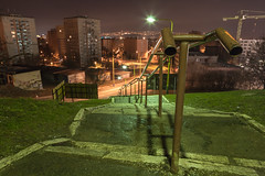 urban downhill (www.pomme.sk) Tags: urban night long expo downhill slovakia noc kosice mesto lubos micek