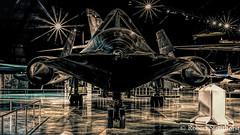 Blackbird (Robert Streithorst) Tags: wrightpattersonairforcemuseum sr71 blackbird warplane plane spyplane fast robert streithorst