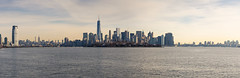 liberty state park with landmarks (Visual Thinking (by Terry McKenna)) Tags: park liberty state nj