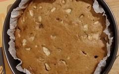 Ricetta: Torta Integrale di Mele e Cioccolato Senza Uova (RicetteItalia) Tags: torta ricetta senza uova integrale