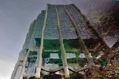 Office Pool (Paul B. (Halifax)) Tags: canada water reflections nikon novascotia bluesky circularpolarizer halifaxwaterfront d7000 sigma1020mm456exdc purdyswharfii