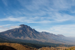 Aso 003 (Adolf Scirooco Kevin Zabi Murasame Muller Chung) Tags: autumn mountain nature japan sunny bluesky  aso  kyushu