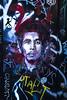 StreetArt8 (KropsGraff) Tags: streetart amsterdam graffiti stencil bob reggae marley c215