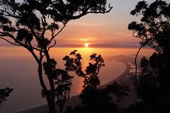 Pedra de Gavea (Phil Wollenberg) Tags: sunset brazil praia beach pedra gavea wollenberg