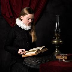 Girl Reading (fredvf) Tags: nostrobistinfo removedfromstrobistpool seerule2