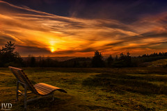 Kahler Asten (JvD_Photographie) Tags: travel winter sunset sky cloud sun sunrise canon germany walking landscape deutschland nrw cloudporn sauerland winterberg hochsauerland nicepic kahlerasten sonya7r