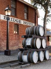 Barrels (AlanM images) Tags: old port nikon barrels australia historic southaustralia echuca d7100 echucavic