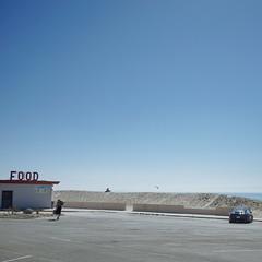 Food at Zuma (elevatoro) Tags: ocean california blue sky west beach water coast waves pacific rad sunny malibu serene splash beachy scouting justinleibow elevatoro