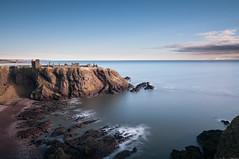 Dunnottar Castle (EricHarden) Tags: sea seascape castle landscape scotland nikon rocks aberdeenshire wideangle cliffs dunnottar stonehaven d300 ndfilter dunnottarcastle nd1000 tonika 1116mm zomei