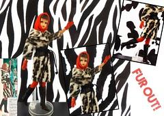FUR OUT! (modBarbielover) Tags: mod doll barbie 1967 tnt francie