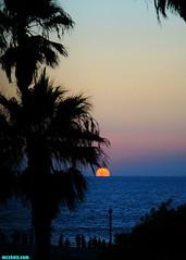 9-4-2015 (mcshots) Tags: ocean california sunset sea summer sky usa beach nature water weather clouds evening coast stock socal mcshots swells losangelescounty
