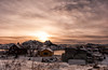 Everlasting Golden Hour (Kristin Repsher) Tags: winter snow norway norge nikon fjord lofoten goldenhour nordnorge arcticcircle svolvær lofotenislands nordland svinøya northernnorway d700