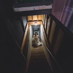 So much character in some of these barns. Better hide that bride before the groom comes around. #wedding #KalamazooWedding #michiganwedding #weddingday #weddingphoto #weddingphotography #weddingphotographer #michiganweddingphotography #michiganweddingphot (ericclark) Tags: rustic barnwedding barnweddings