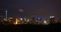 New York Skyline from the Met (Takhte-Sarah) Tags: newyorkcity newyork skyline museum manhattan guggenheim metmuseum newyorkarchitecture