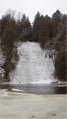 Frozen, Elora Gorge Feb 15 2016IMG_0482 (ROHphotos.) Tags: ice frozen waterfalls gorge 6d canon6d