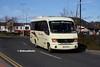 Ronan Brothers 06-KK-3117, James Fintan Lawlor Ave Portlaoise, 10-03-2016 (MidlandDeltic) Tags: bus mercedesbenz cheetah plaxton o814 06kk3117 ronanbrothers