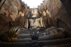 _THN4187 (TC Yuen) Tags: architecture thailand ruins asia southeastasia buddha unesco worldheritage norththailand ancientcapital