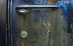 56 Chevy (arkland_swe) Tags: chevrolet belair car metal vintage junk decay bil material 1956 ljugarn sheetmetal skrot atmoshpere plt