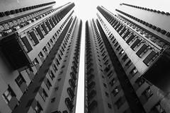 suffocate (mcmcmc426) Tags: building hongkong highrise block suffocate sheungwan xf23