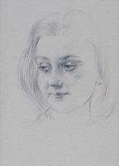 Douther (Gasheh) Tags: portrait art pencil painting child drawing 2007 douther gasheh