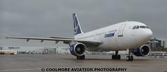 2014_10_22_GLA0002 (COOLMORE PHOTOGRAPHY) Tags: airport glasgow airbus 310 gla a310 glasgowairport tarom egpf yrlcb a3103 airbusa3103