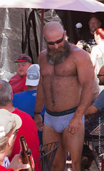 IMG_2725 (DesertHeatImages) Tags: show charity men naked drag underwear auction queens half variety dart league bunkhouse