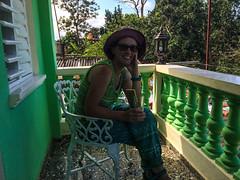 "Viñales: jus de papaye offert par la casa <a style=""margin-left:10px; font-size:0.8em;"" href=""http://www.flickr.com/photos/127723101@N04/25400613426/"" target=""_blank"">@flickr</a>"