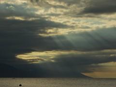 White Beach Sunset 1 (someofmypics) Tags: vacation philippines bikini manila scubadiving wickedweasel ikelite panasonictz60