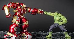 S.H. Figuarts Hulkbuster (alex2k5) Tags: ironman hulk bandai hulkbuster shfiguarts tamashiinations