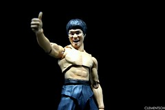 SHF Bruce Lee (Clement Soh) Tags: brucelee bandai shfiguarts