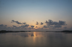 Hide and Seek (Well-Bred Kannan (WBK Photography)) Tags: sky cloud sun india clouds sunrise nikon indian d750 ecr kannan bayofbengal wellbred muttukadu wbk weekendwalk wbkphotography kannanmuthuraman nikond750