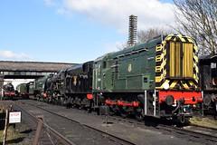 13101 (Lucas31 Transport Photography) Tags: railway trains loughborough gcr 13101 class08