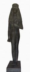 Statue of Tuya*, New Kingdom,18th Dynasty, 1391-1353 BC /    *,  , VIII , 1391 - 1353 . . . (SanctusBulgaria) Tags: egyptianart tuya egyptianqueen egyptiansculptures
