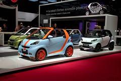 DSC_4614 (Pn Marek - 583.sk) Tags: paris smart urbanjungle brabus fortwo tailormade par for2 autosaln lightshine fotogalria