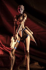Liara2 (Michael A. Foster) Tags: me statue bishoujo liara masseffect liaratsoni