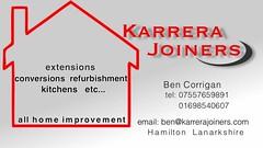 KARRERA JOINERS (johndoebrown645) Tags: kitchens bathrooms lofts decking joiner extensions carpenter lanarkshire karrera
