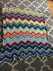Kayla Faust (The Crochet Crowd) Tags: game stitch right blanket afghan throw crochetblanket thecrochetcrowd stitchisright