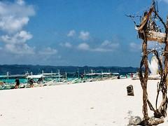 Puka Beach (yvettecorral27) Tags: beach philippines boracay whitesand pukashells pukabeach wowowin
