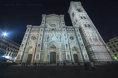 IMG_9137 (Massimo Santo | Photography) Tags: light italy art architecture night canon florence italia low firenze leonardo michelangelo architettura raffaello donatello giotto