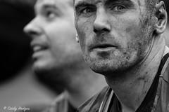 Tough (VintageDakota1) Tags: race mud smiles run exeter warrior strong athlete fundraising tough fit rocksolid