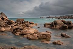 take (the) time (alouest225) Tags: longexposure sea mer seascape france landscape nikon rocks bretagne d750 paysage rochers ctesdarmor trgastel poselongue lerenote