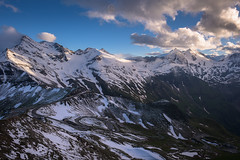 High above.... (A.K_Photography Hamburg) Tags: schnee mountains nature landscape alpen nationalparkhohetauern glocknergruppe nikond810 passstrase grossglocknerhochalpenstrase afsnikkor24mm114ged edelweisspitze2572m