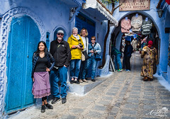 Friends in Chaouen, Morocco (by Amy Davies, Plymouth, MA) Tags: morocco workshop april chaouen 2016 leicax