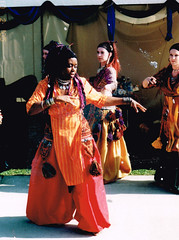 Tribal Dancer 1 (kevin63) Tags: music photo dancers monk tribal lass westvirginia renfaire piper skipping bellydancers tamarack lightner bagpipe beckley