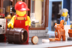 detektivbro-2 (Steinestecker.de) Tags: street city red pool cat office pub cookie lego police case crime barber wanted creator bro detektiv prohibition investigator privat detectiv