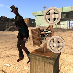It's Ghoulish Day!12-DoktorPileus (grady.echegaray) Tags: avatar secondlife movies psychedelic zombies yellowsubmarine thebeatles postapocalyptic ghouls digitalfashion redfestival tentrevival virtualfashion