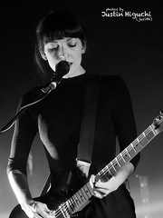 Daughter 03/25/2016 #12 (jus10h) Tags: show music photography hotel la losangeles concert theater downtown tour theatre live sony ace gig daughter performance band panasonic event venue downstairs acehotel unitedartists 2016 elenatonra dmcfz100 ohdaughter dscrx100 justinhiguchi